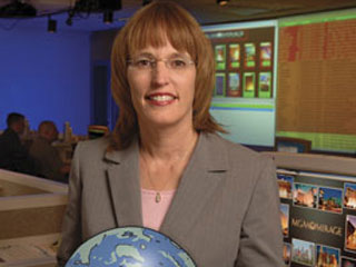 Juniper Networks Master of IT, Laura Fucci: MGM/Mirage in Las Vegas